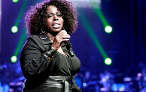 Angie Stone in 2011